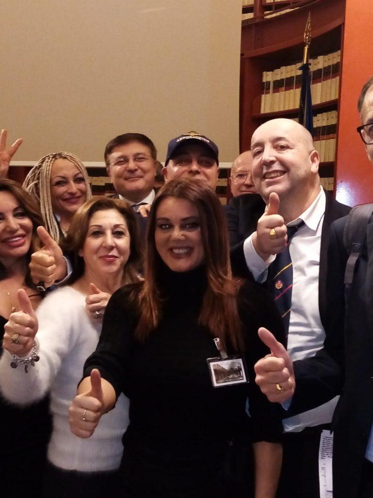 Conferenza Stampa a Palazzo Macuto